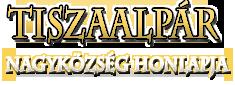 Tiszaalpár nagyközség önkormányzatának honlapja