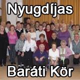 Közös névnapok - Nyugdíjas Baráti Kör @ Árpád Művelődési Ház