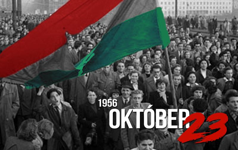 Meghívó az október 23-i ünnepi megemlékezésre