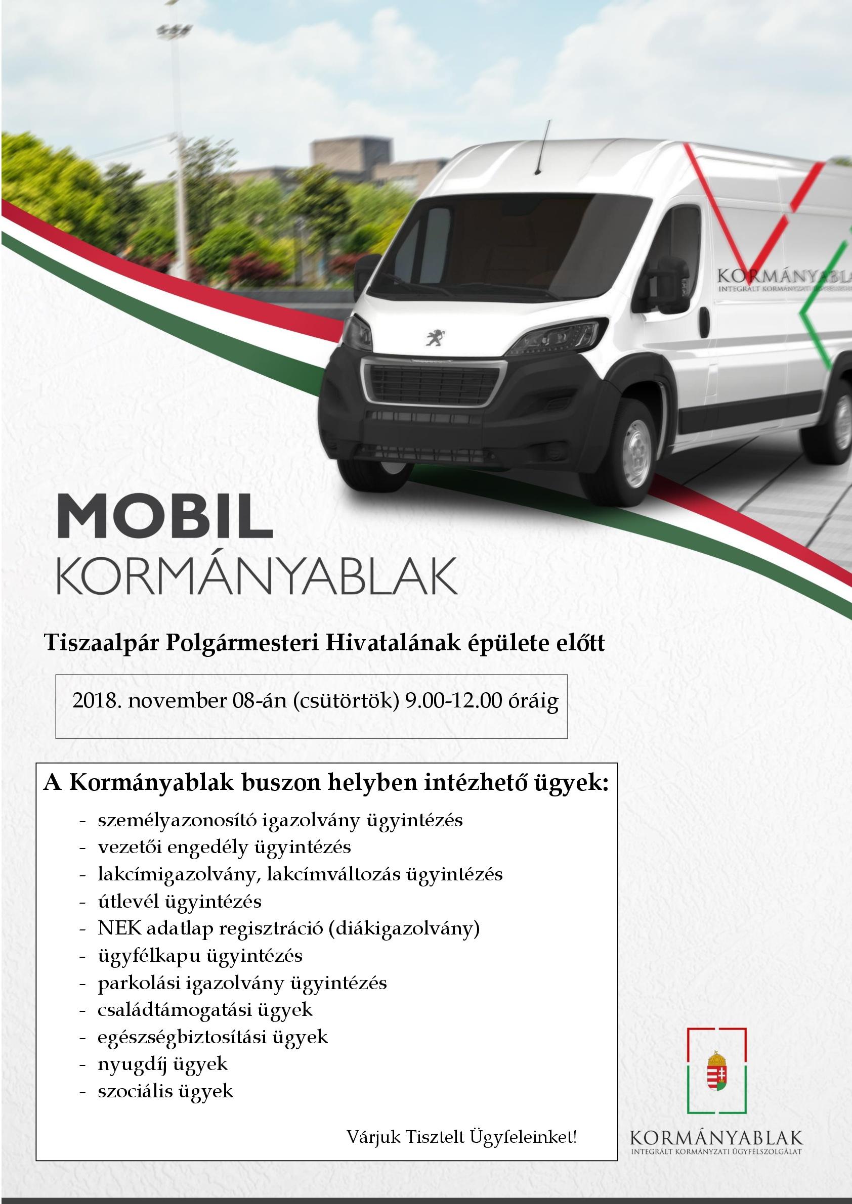 Kormányablak busz plakát Tiszaalpár-001